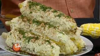 Recipe: ZAS! Chili Lime - Mexican Street Corn-on-the-cob