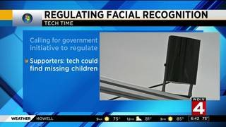 Tech Time: Microsoft asking United States government to regulate facial&hellip&#x3b;