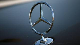 Mercedes-Benz hits pothole in China with Dalai Lama post