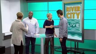 Hand Shake Etiquette with Kay Simonetta | River City Live