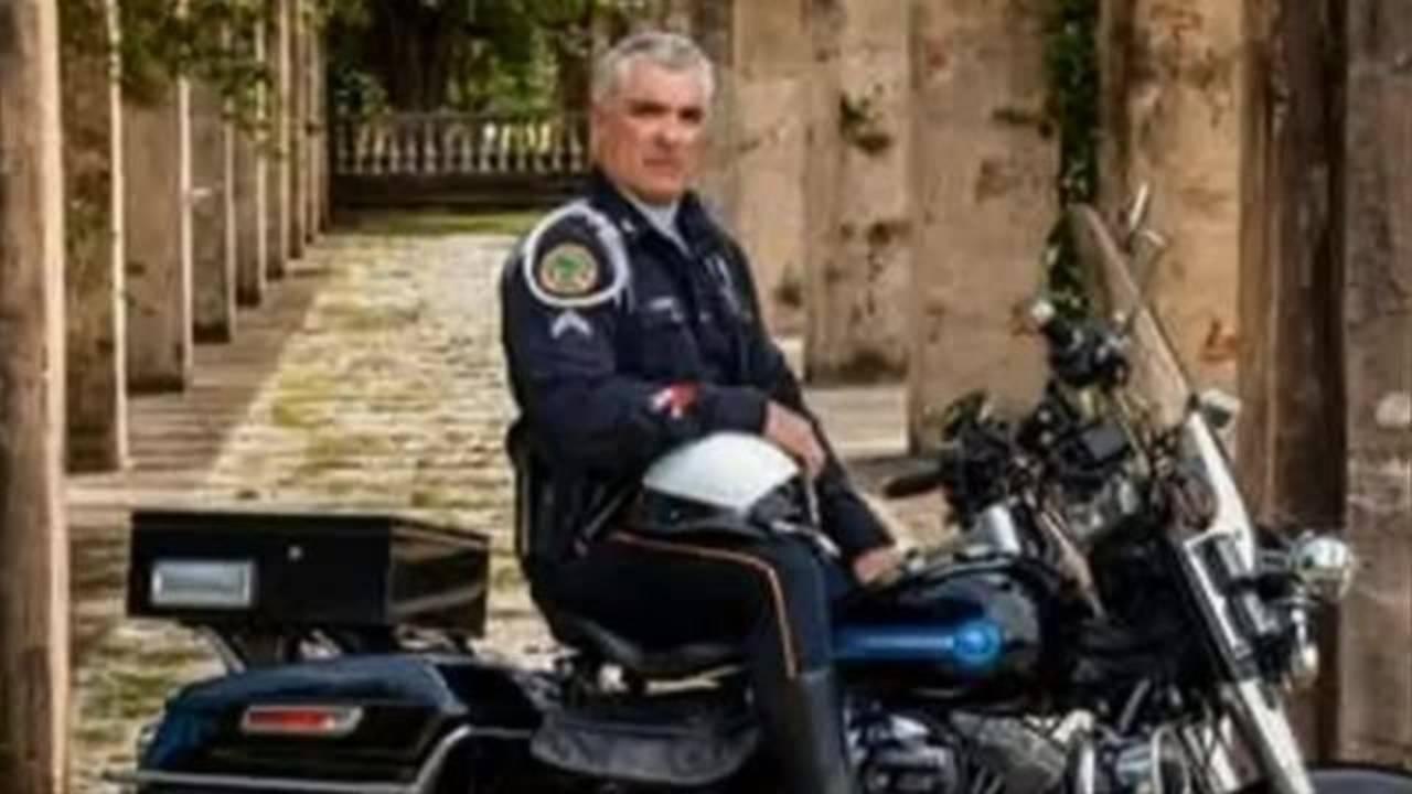 Miami police Officer Jorge Sanchez, motorcycle officer killed in crash