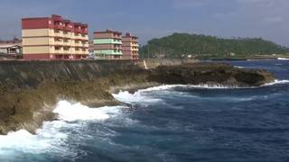 Cuba's Baracoa still struggles to recover from 2016-2017 hurricanes