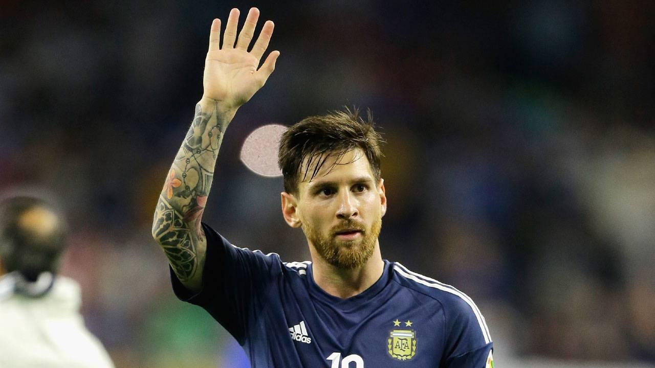 Lionel Messi, 2016 Copa America semifinal44642895-75042528