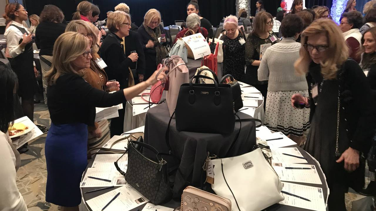 Power of the Purse event