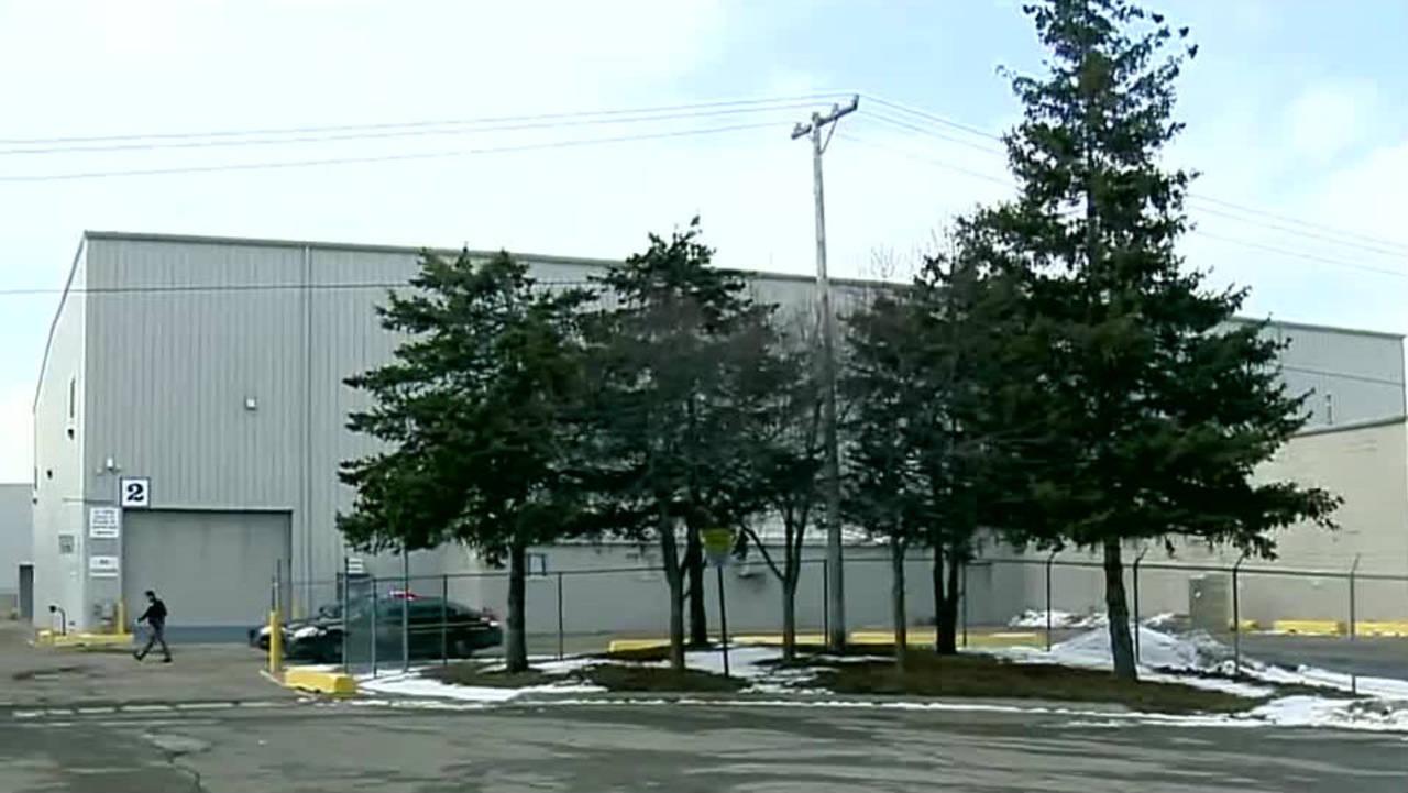 Aluminum Blanking on West Sheffield Avenue in Pontiac