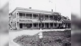 Visit real haunted Texas hotel for free in October