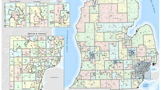 Do you know what Michigan Senate and House districts you live in? Michigan State Senate Map on