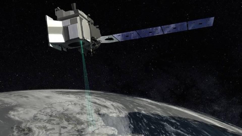 ICESat-2 satellite35000159-75042528