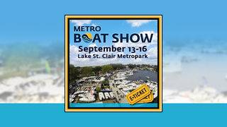 It's a Local 4 Free Friday! Metro Boat Show