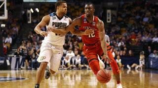 Beard, Texas Tech oust Purdue 78-65 in NCAA East Region
