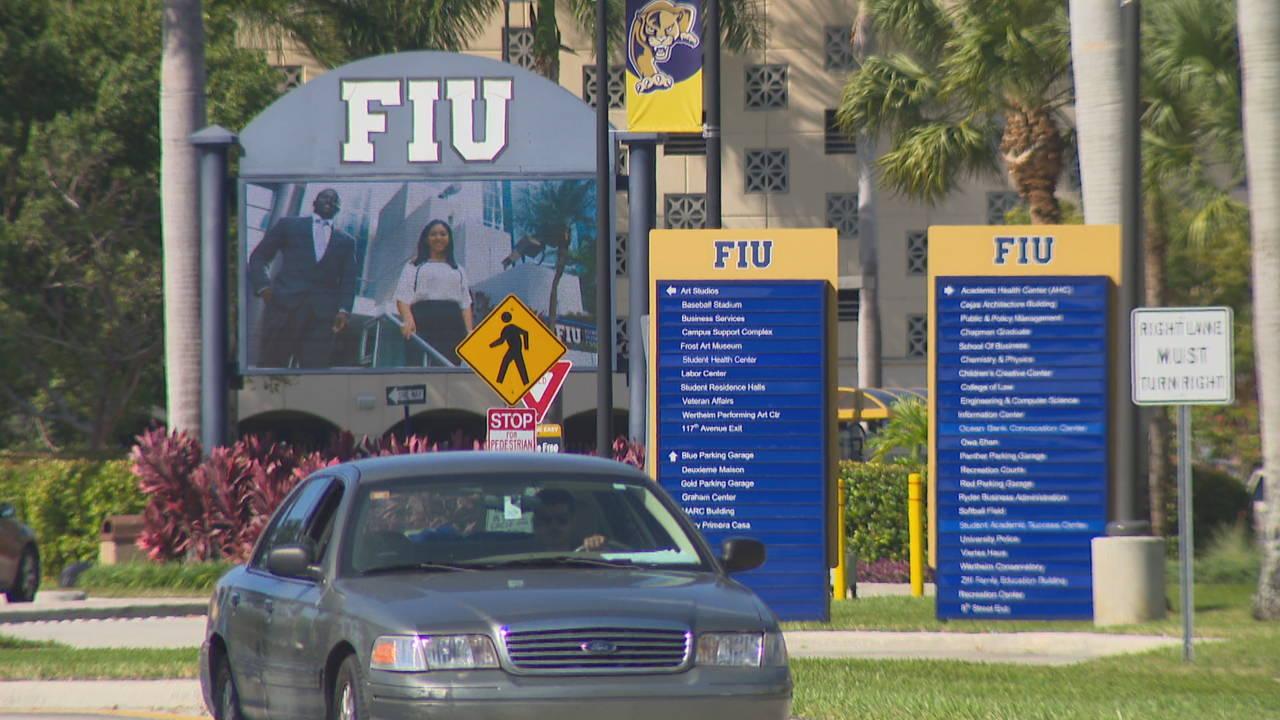 FIU Campus Winter 2019