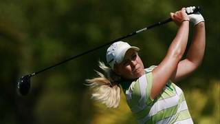 LPGA star Brittany Lincicome 'happy' after PGA Tour debut
