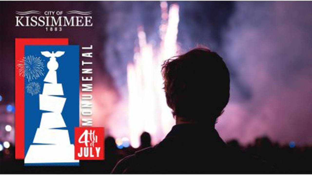 Monumental Fourth of July in Kissimmee