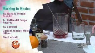 RECIPE: Morning in Mexico