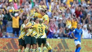 Australia beats Brazil after brilliant Women's World Cup comeback