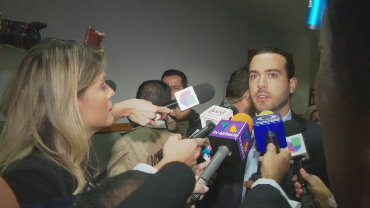 Pablo Lyle in court July 11