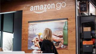 Amazon opens first checkout-free store