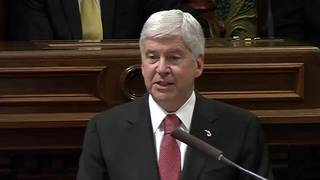 POLL: After 7 years, Michigan voters are split on Snyder's job