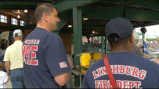 Hillcats say 'Thank You' to first responders