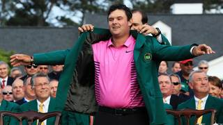 Masters 2018: Patrick Reed keeps his nerve to claim the Green Jacket