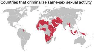 The homophobic legacy of the British Empire