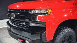 Flint plant to build new engine for Silverado pickup truck