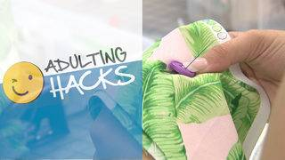 Six easy steps to sew a button back on; other tailoring tips you need to know