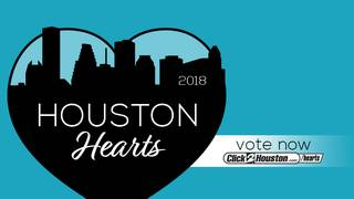 Current Houston Hearts Leaderboard