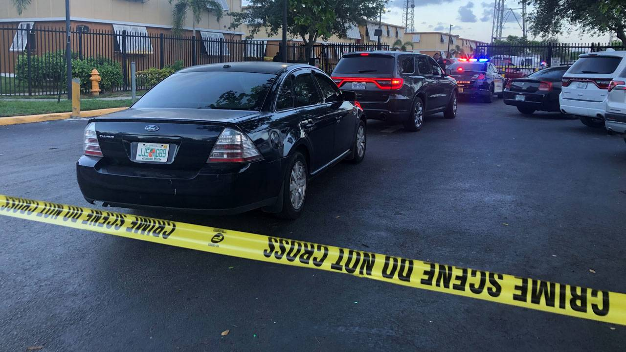 Shooting PM Lauderhill July 17