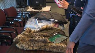 North Miami Beach police help recover items from consignment store