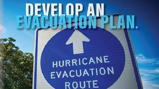 Hurricane Preparedness Week: Develop an evacuation plan