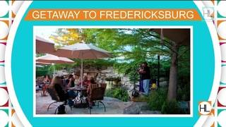 Enter to win a getaway for 2 to Fredericksburg
