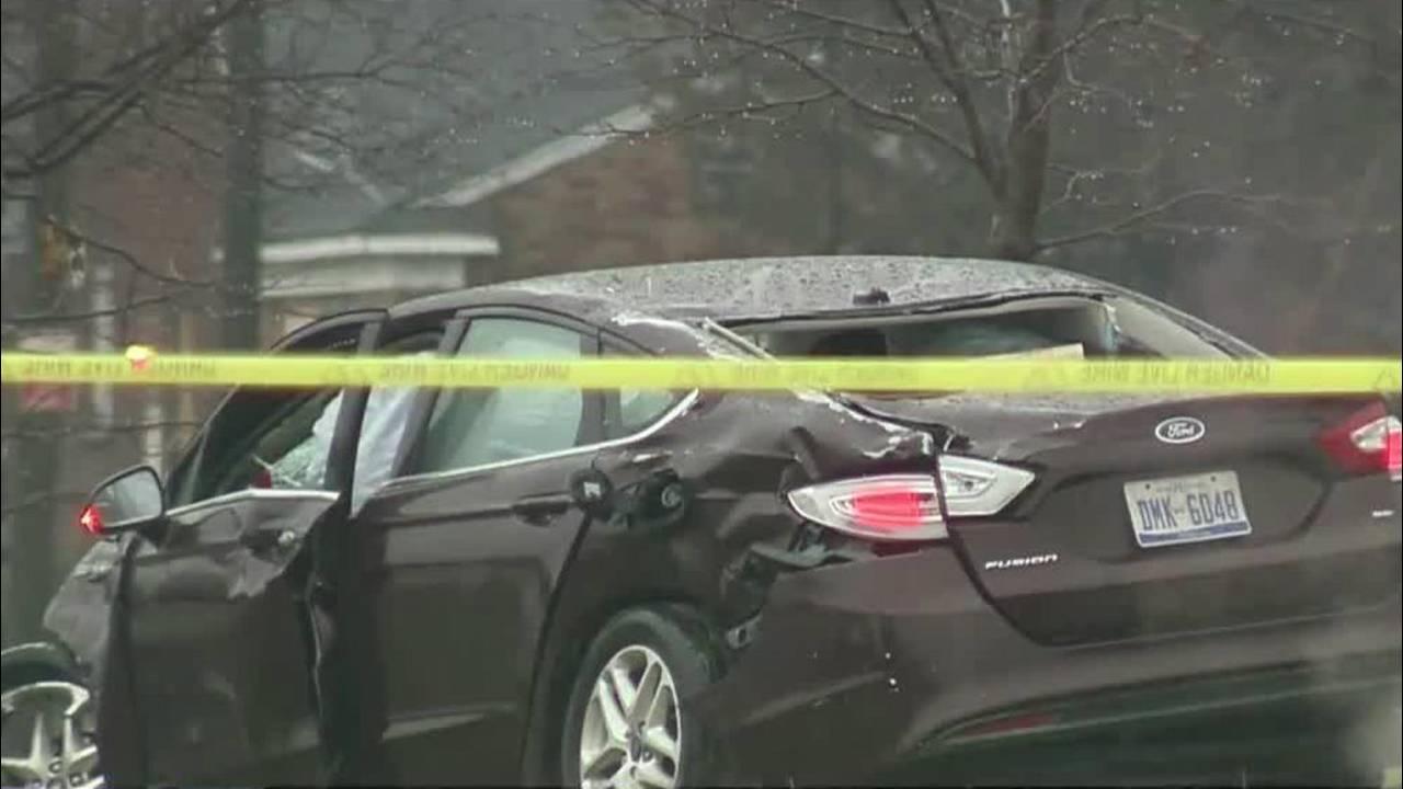 FedEx driver killed in crash on Detroit's east side 2