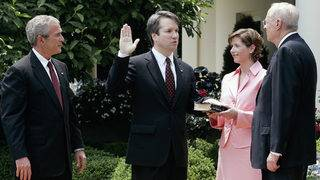 Kavanaugh emails show concern over ties to Federalist Society