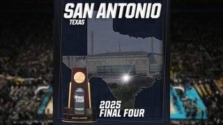 San Antonio lands 2025 NCAA Men's Final Four over North Texas, Los&hellip&#x3b;