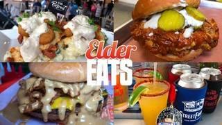 Elder Eats: Episode 17 | Biscuits, BBQ & Vegan Burgers