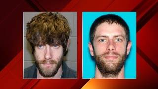 Nationwide manhunt for suspected cop killer