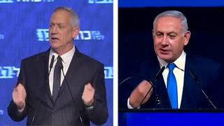 Re-run Israeli election in dead heat