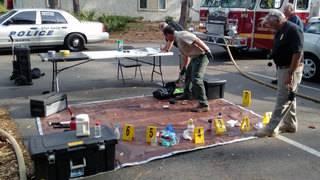 St. Marys police bust meth lab in car