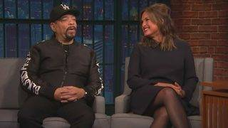 Ice T Reveals What Would Surprise 'Law &amp&#x3b; Order: SVU' Fans About&hellip&#x3b;