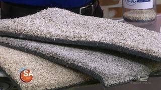 Get the world's first 100% hypoallergenic and odor-eliminating carpet at&hellip&#x3b;