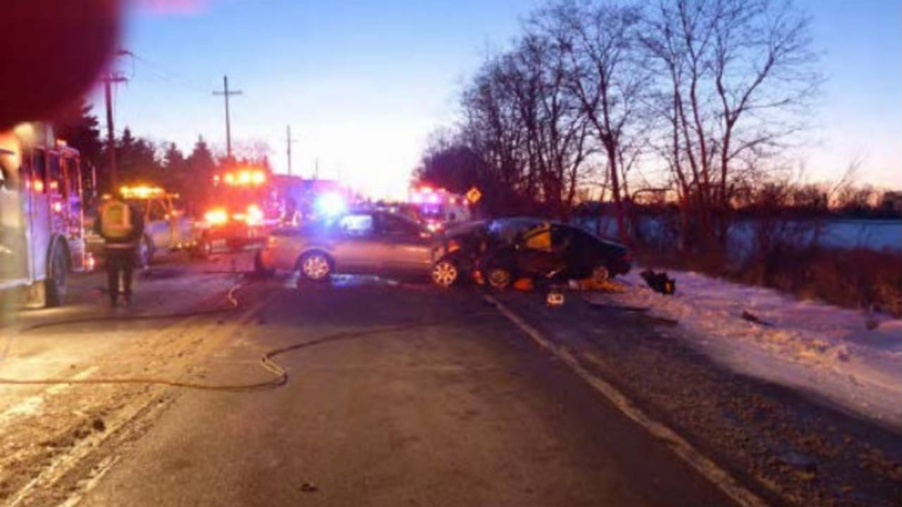 Pittsfield Township lawsuit deadly drunken driving crash 1