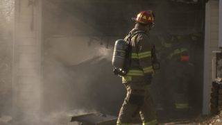 Frigid temperatures create challenges for firefighters