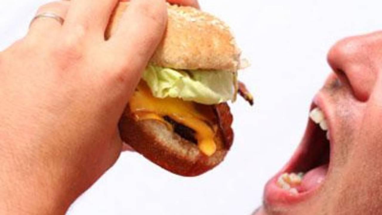 Eating, food, burger, hamburger, mouth_8120251545915