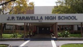 Broward high school student arrested after making online threats