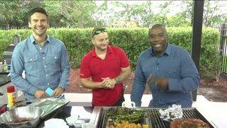 BBQ Twist on Thanksgiving Dinner with Berndt Ends BBQ | River City Live