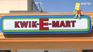 Real Kwik-E-Mart from 'The Simpsons' opens in SC