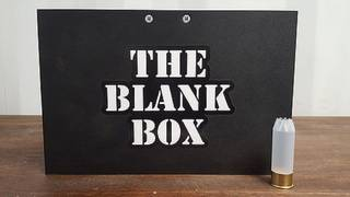 'Blank Box' ensures thieves don't get away with packages left on doorstep