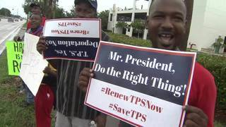 Haitians in South Florida call on lawmakers to pass permanent solution&hellip&#x3b;
