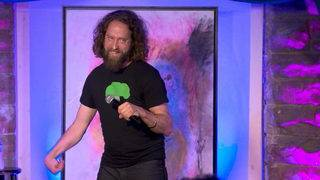 Comedian with cerebral palsy is standing up to stereotypes
